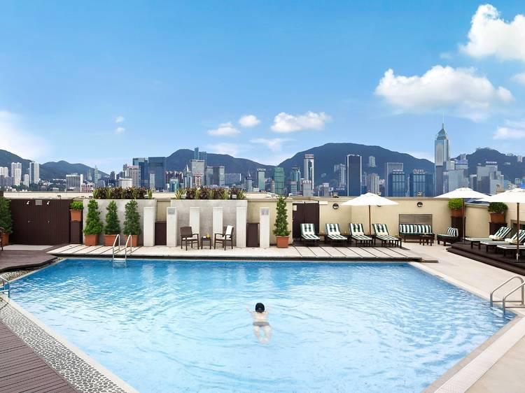 海景嘉福洲際酒店「雙11限時優惠」