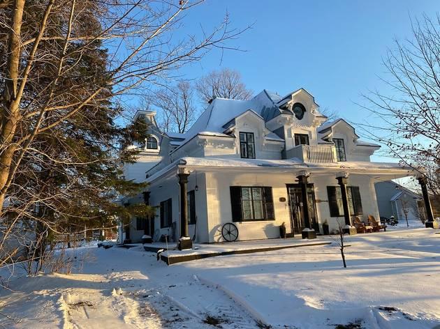 Victorian Home in Sainte-Anne-de-la-Pérade, Québec