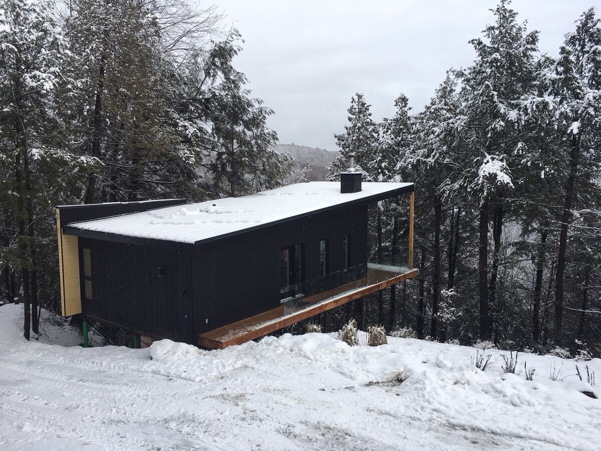 Spa Cabins in Val-des-Monts, Québec