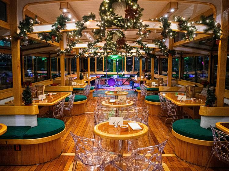 Holiday Cocoa Cruise