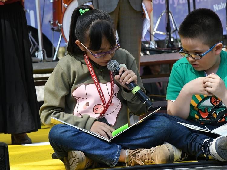 Felij, Festival de Literatura Infantil y Juvenil 2020