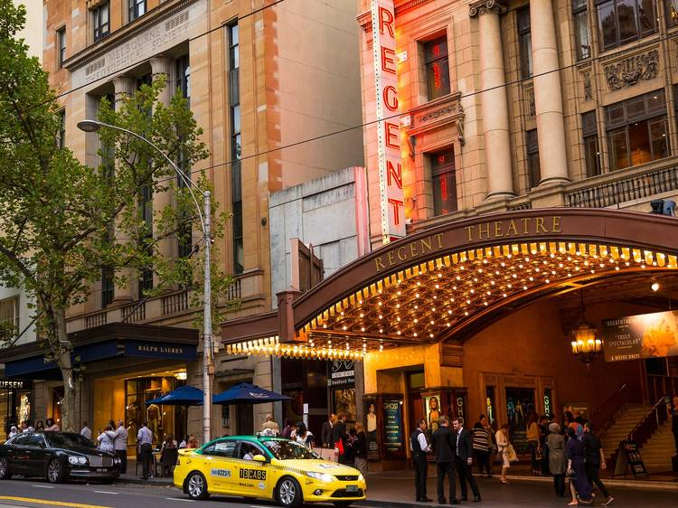 Melbourne theatre and musicals this month
