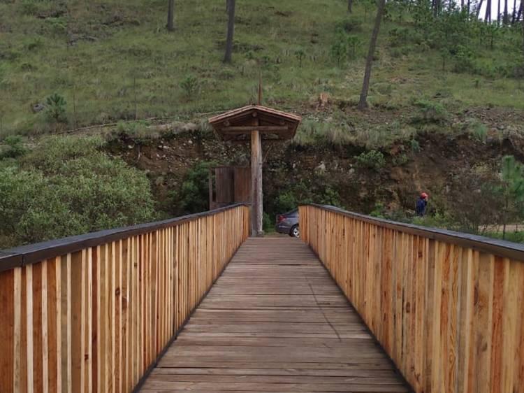 Parque Ecoturístico Corral de Piedra, Estado de México