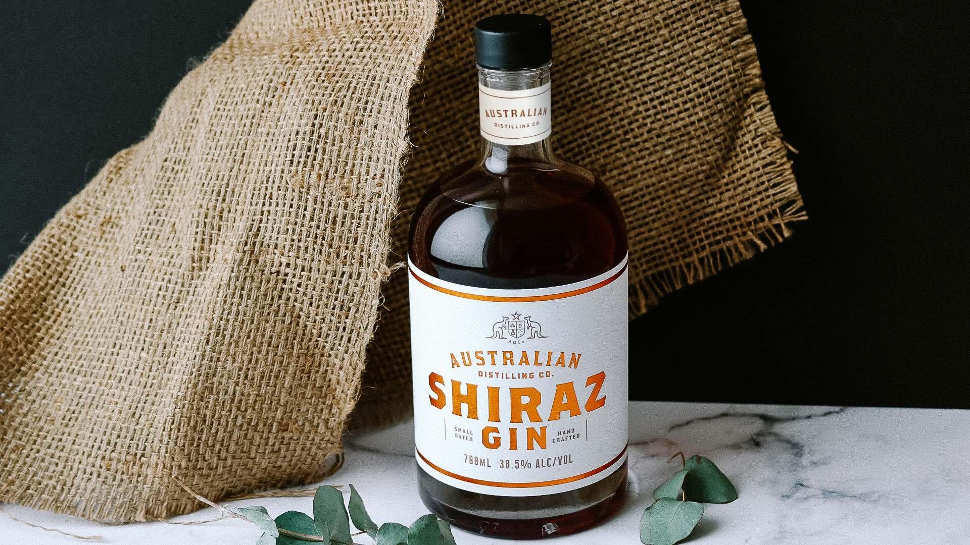 Australian Brewing Co Shiraz Gin