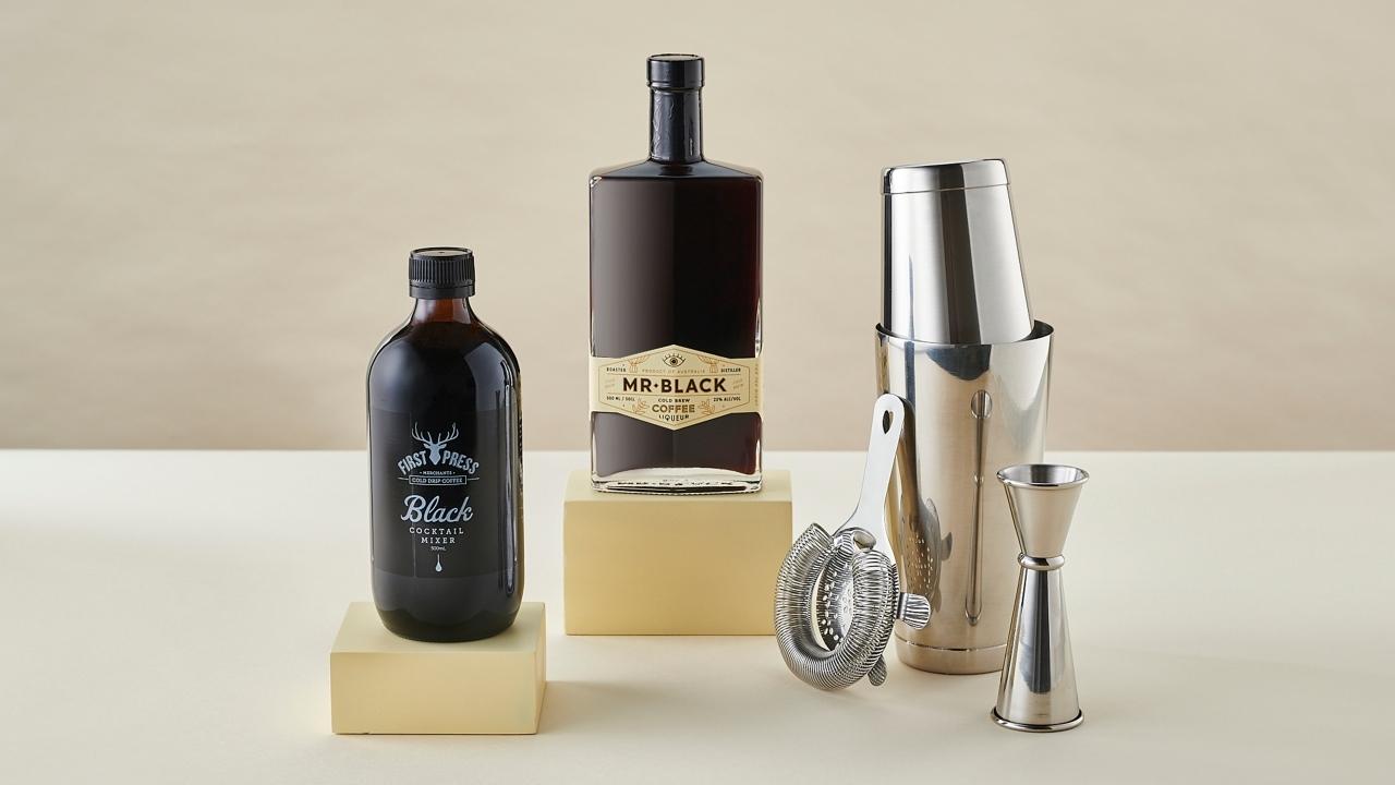 Mr Black Espresso Martini kit