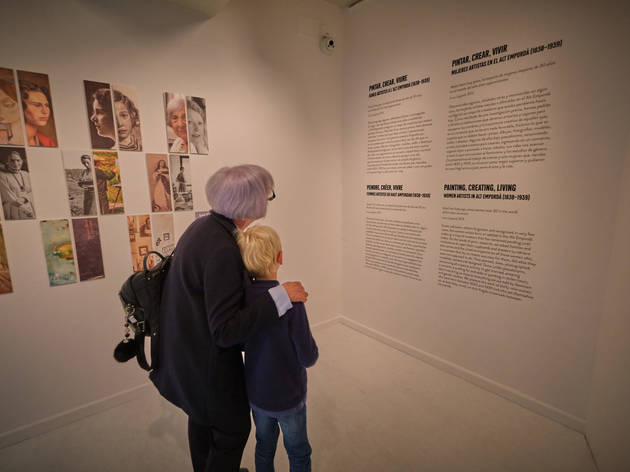 Visita Guiada Virtual 'Entre muses i artistes'