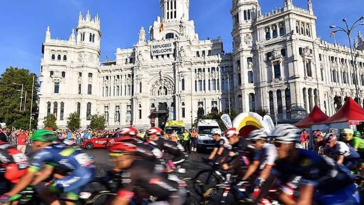 Etapa final Vuelta a España