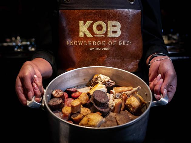 Cozido à Portuguesa do K.O.B