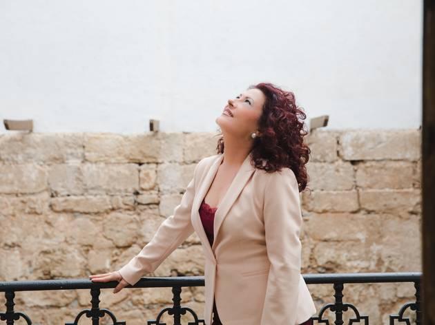 Antonia Contreras. Andalucía Flamenca