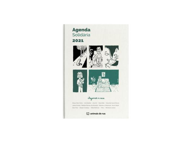 Agenda Solidária 2021 Animais de Rua