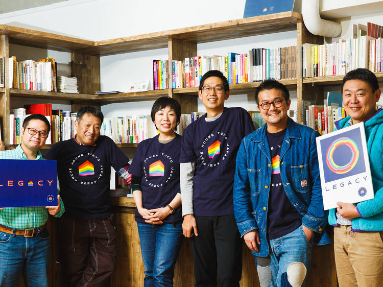 Pride House Tokyo Legacy is Japan's first permanent LGBTQ centre – now open in Shinjuku