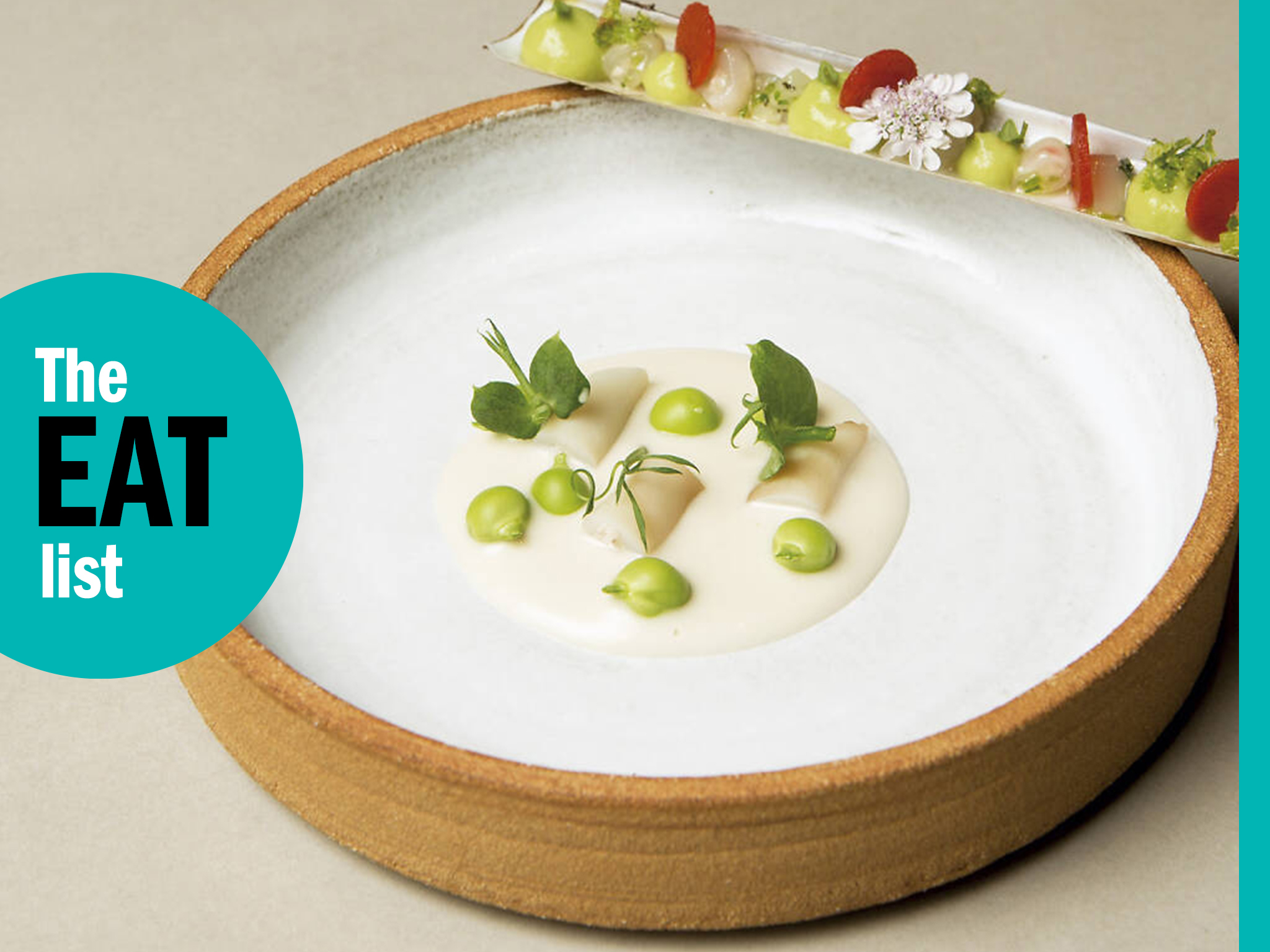 50 best restaurants in Barcelona