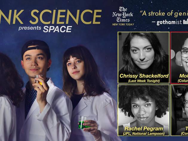 Drunk Science