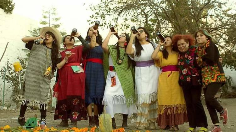 Tlahuelpuchi, colaboración de mujeres cerveceras