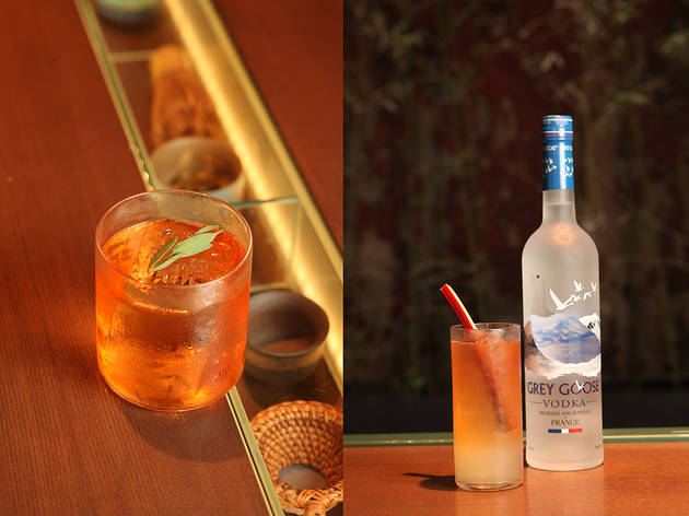 Featured Cocktails Tell Camellia Hong Kong cocktail weeks