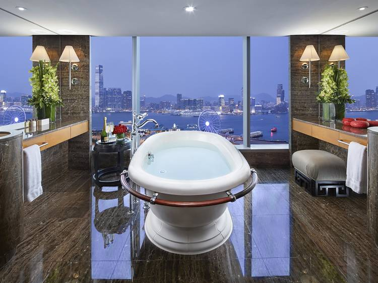 The sexiest and most romantic hotels in Hong Kong