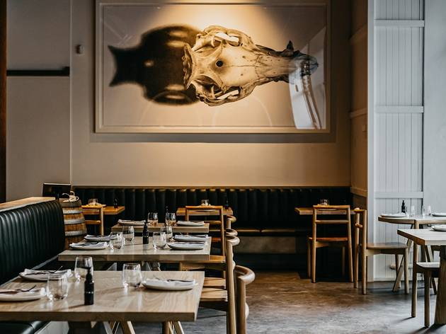 Nomad has reopened in its original Surry Hills home