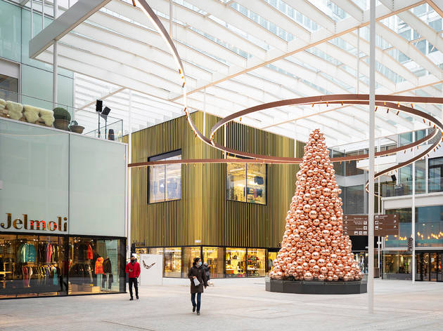 Immerse yourself in Christmas this year at Zurich Airport