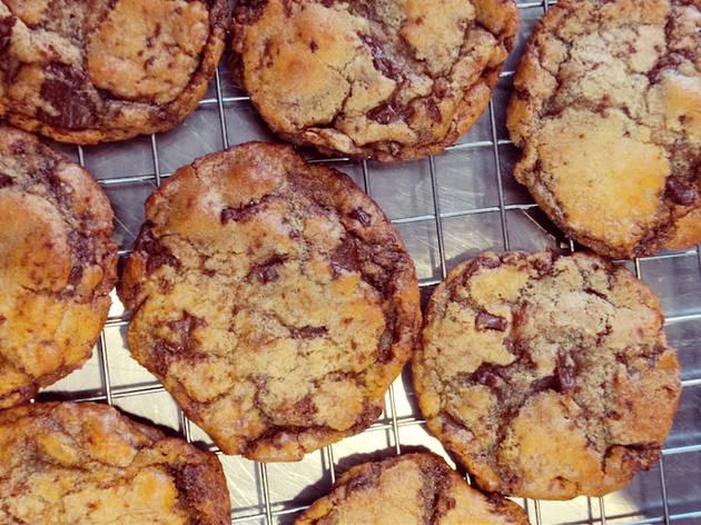 Bolachas, American Cookies, Peneira Padaria