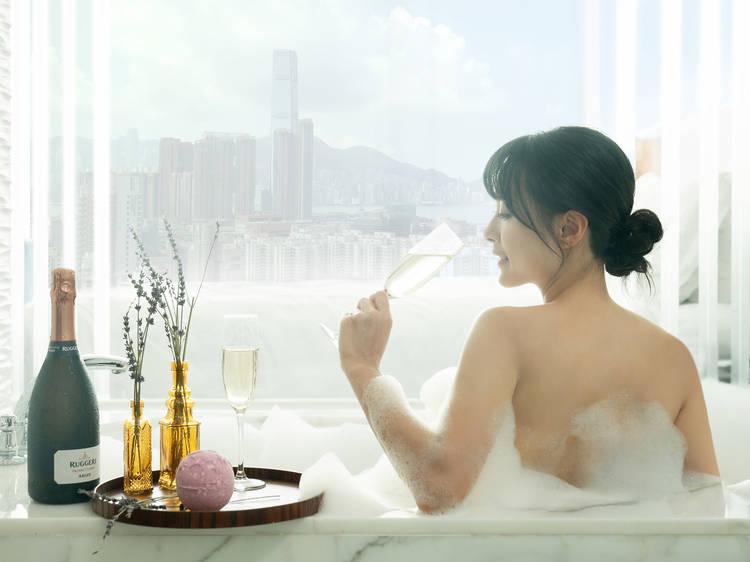 香港康得思酒店快閃住宿及餐飲優惠