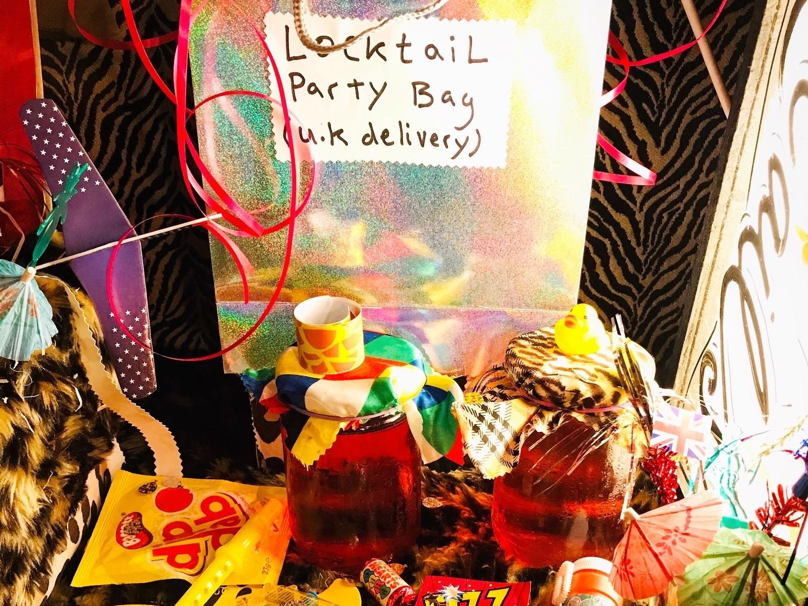 little nan's bar locktail party bag