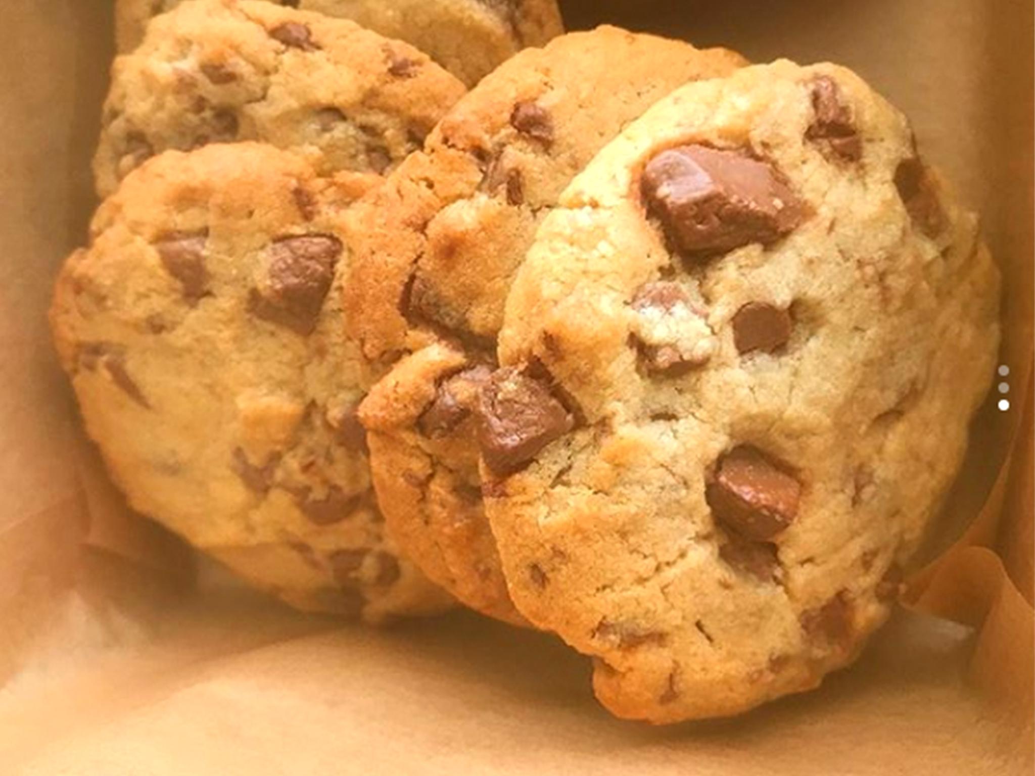 Bolachas, Leonor Sousa Bastos, American Cookies