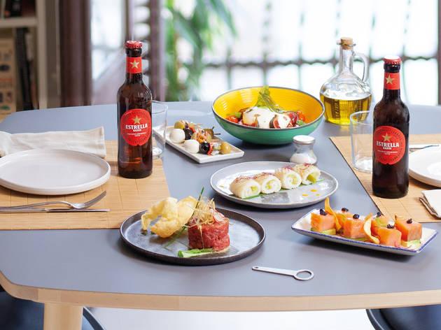 Ruta de tapes per 20 restaurants de Barcelona sense sortir de casa