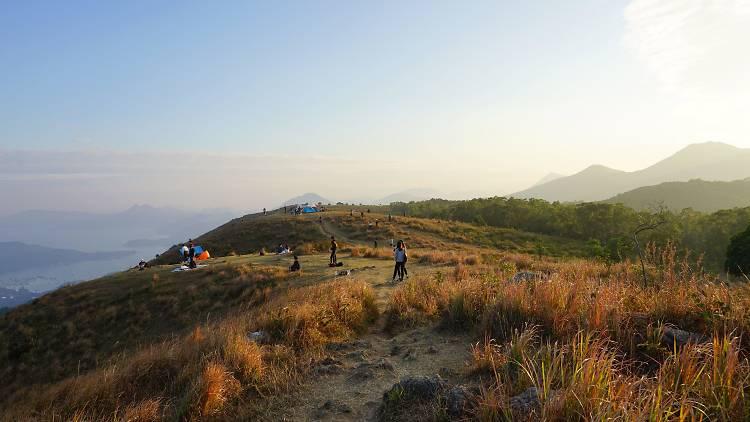 ma on shan Ngong Ping Plateau