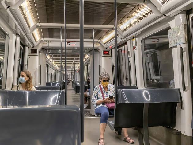 Silenci al metro