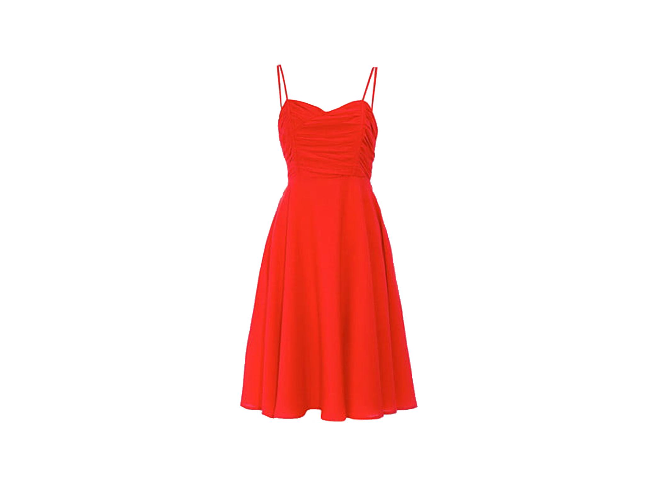 Vestido Vermelho, Trocas e Baldrocas