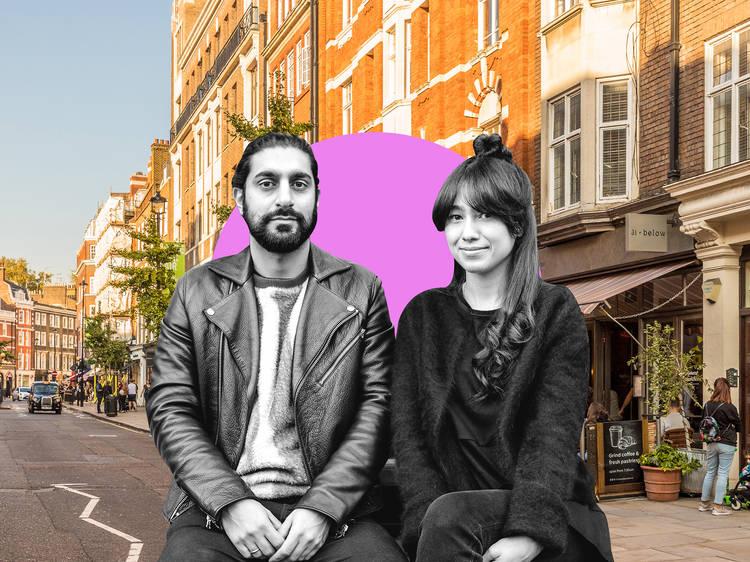 Chef's Specials: Ahrash Akbari-Kalhur and Nyisha Weber'sfavourite spots in Marylebone