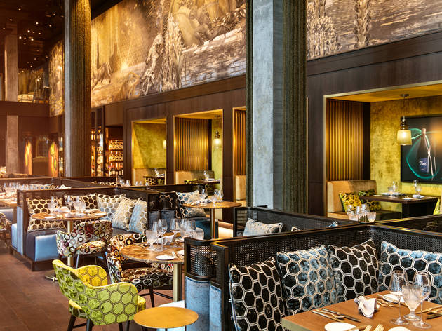Wine and dine in style this Christmas at the Circle