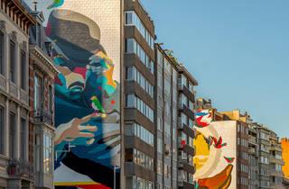Oeuvre : L'Homme de la Meuse par Sozyone Gonzalez