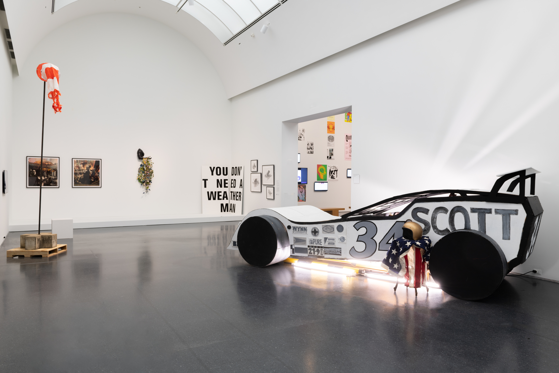 The Long Dream, Museum of Contemporary Art