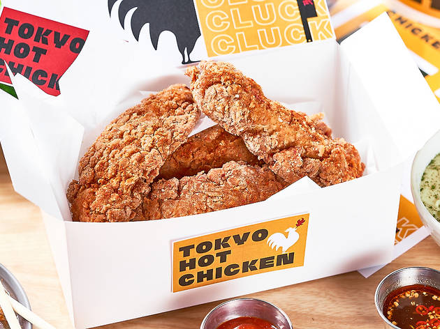 Michelin-starred chef Michael Mina just opened a fried chicken spot in L.A.