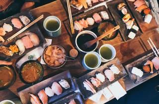 Sushi – stock photo
