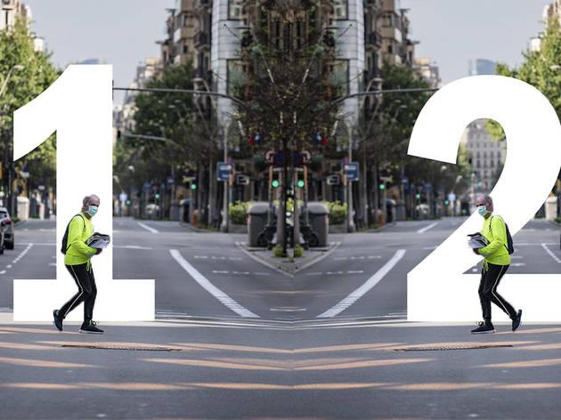 Confinament a Barcelona