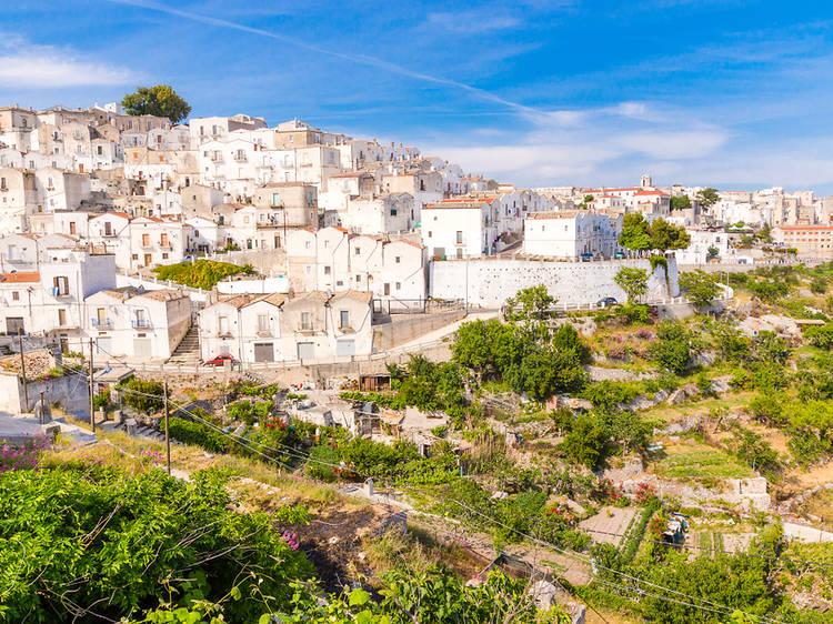Monte Sant'Angelo, Puglia