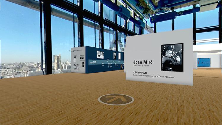 Expo Miro VR