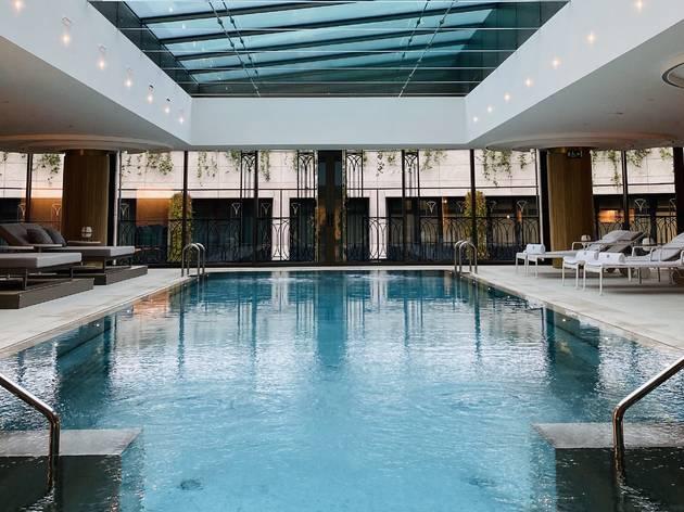 Spa urbano Four Seasons Madrid Hotel