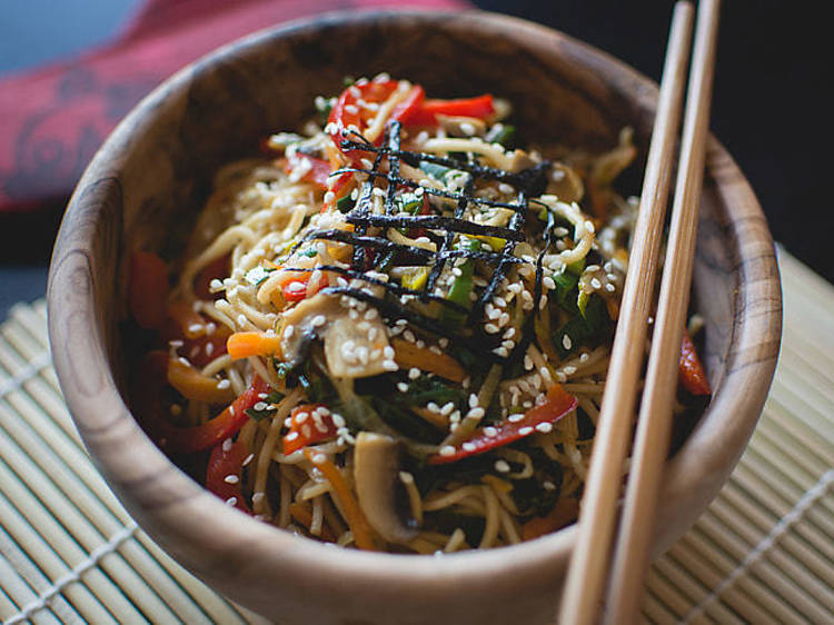 Disfrutar de auténtica comida china en Usera