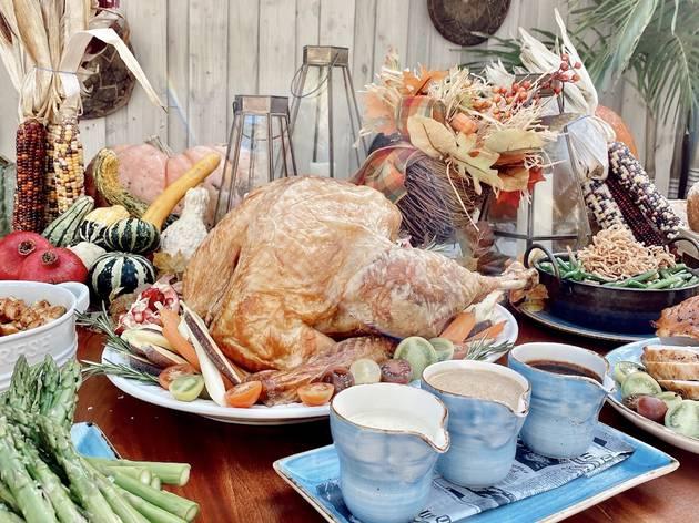 Nikki Beach Thanksgiving