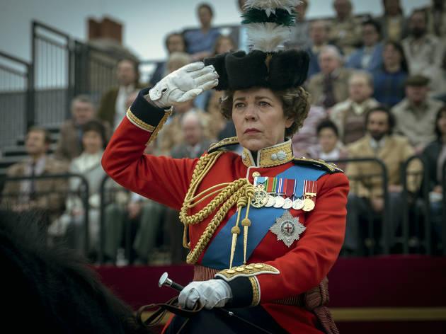 Esta é a segunda e última temporada de Olivia Colman como Isabel II