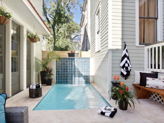 Warm weather Airbnbs
