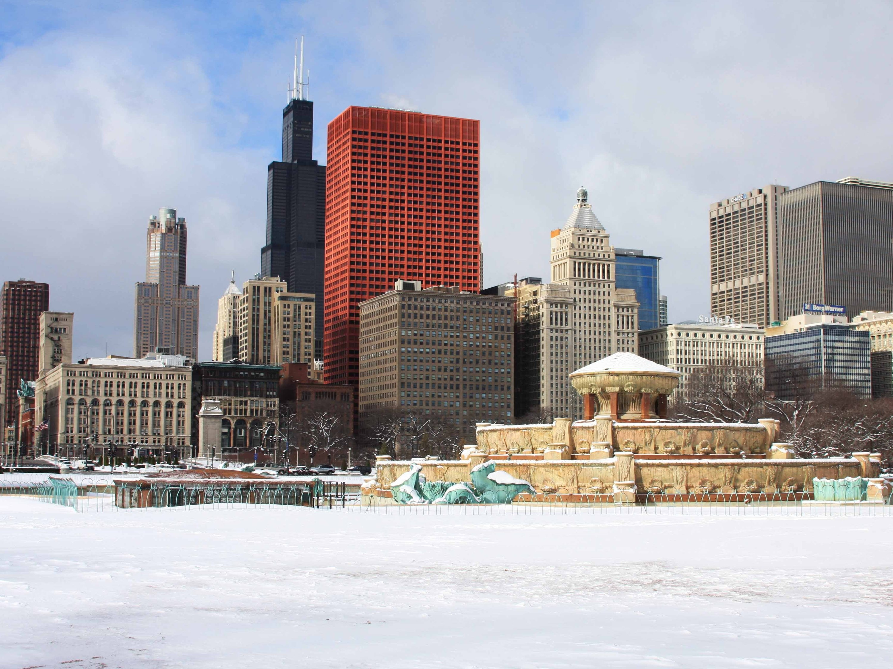 Things to do outdoors this winter in Chicago