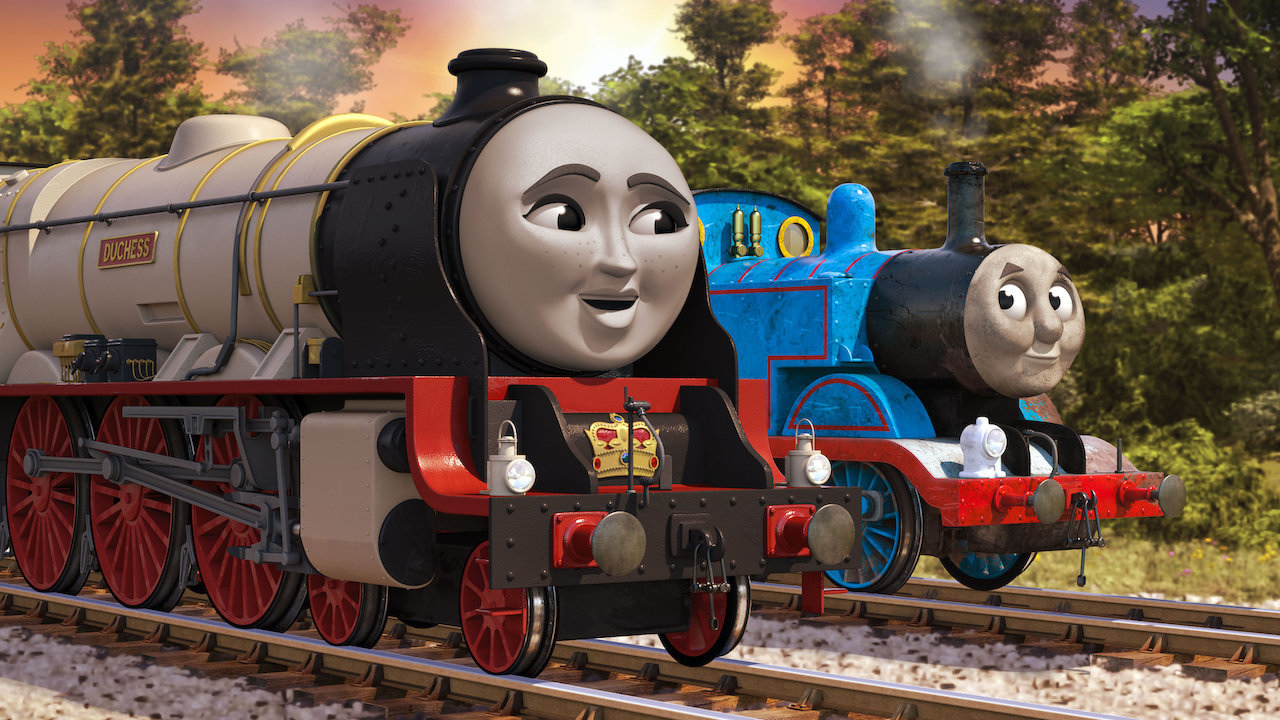 Thomas and Friends: The Royal Engine
