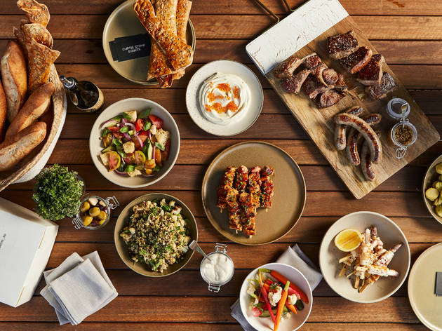 Win a summer barbecue feast by Curtis Stone Events Australia