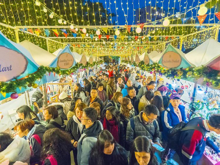 Best Christmas markets in Hong Kong