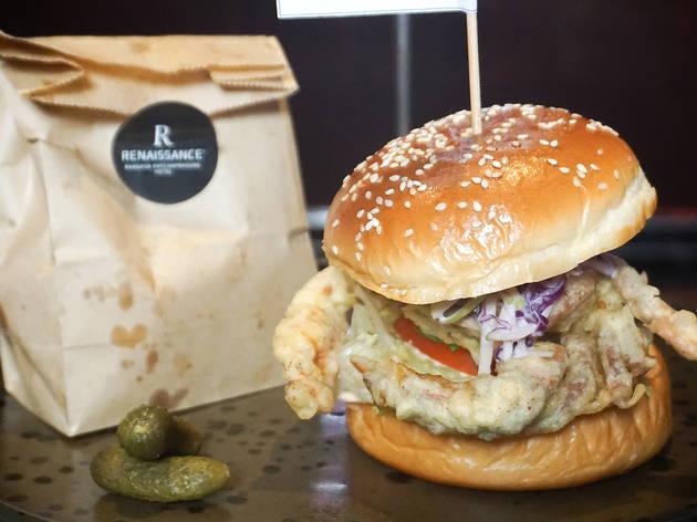 Marriott Bonvoy Burgers Month