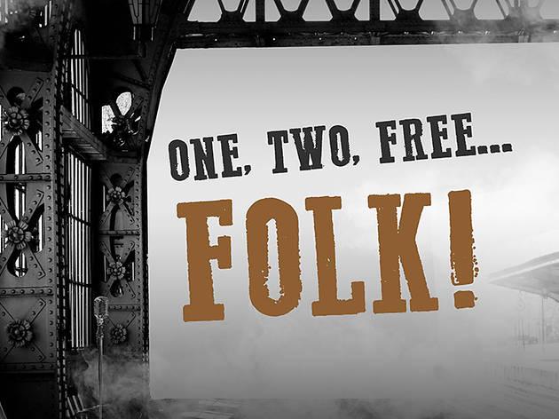 One, two, free... folk!